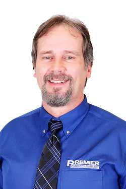 Mack Sands - Floor Manager
