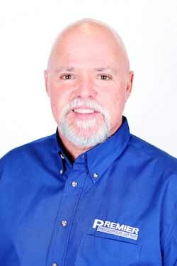 Travis Williams - Sales Manager