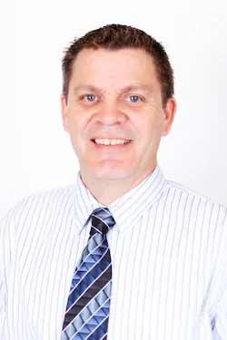 Stephen Ashley - Sales Agent