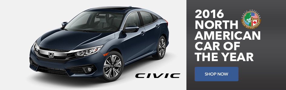 2016 Civic Car of the Year