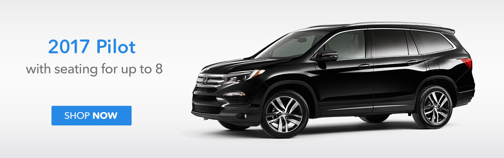 2017 Honda Pilot at Royal Honda