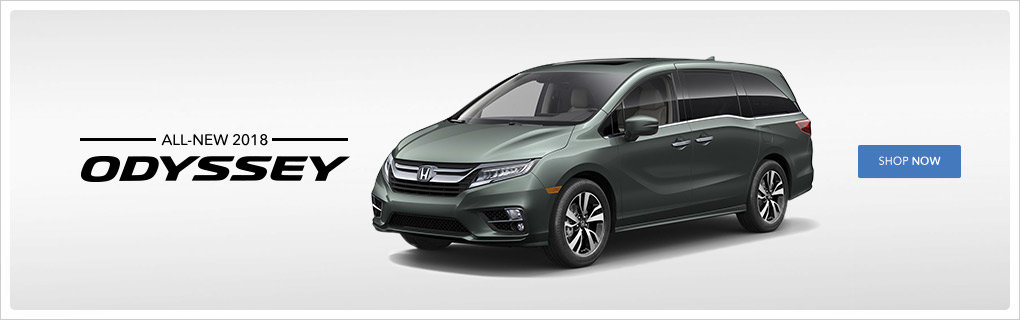 2018 Honda Odyssey at Royal Honda