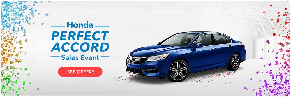 Royal Honda Perfect Accord Event