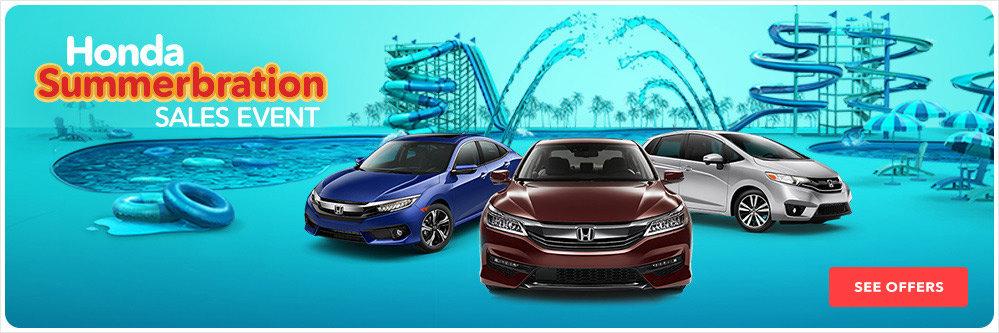 Royal Honda Summerbration Sales Event