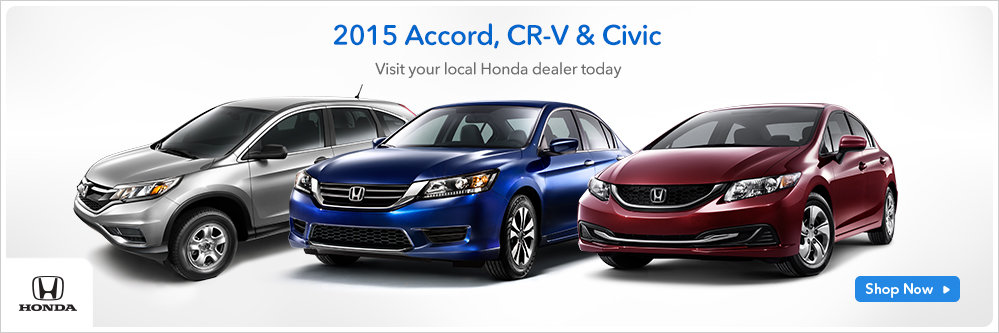 Accord CRV Civic at Royal Honda