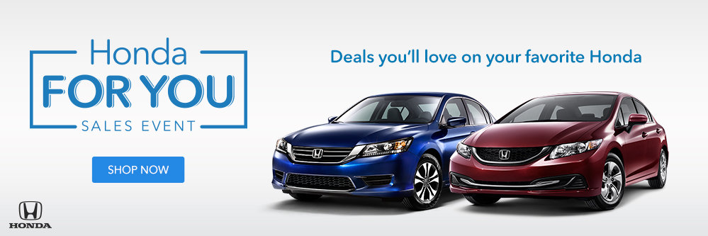 Honda For You at Royal Honda