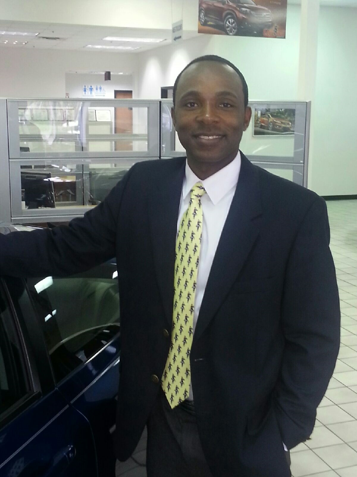 Alton Clivens - Sales