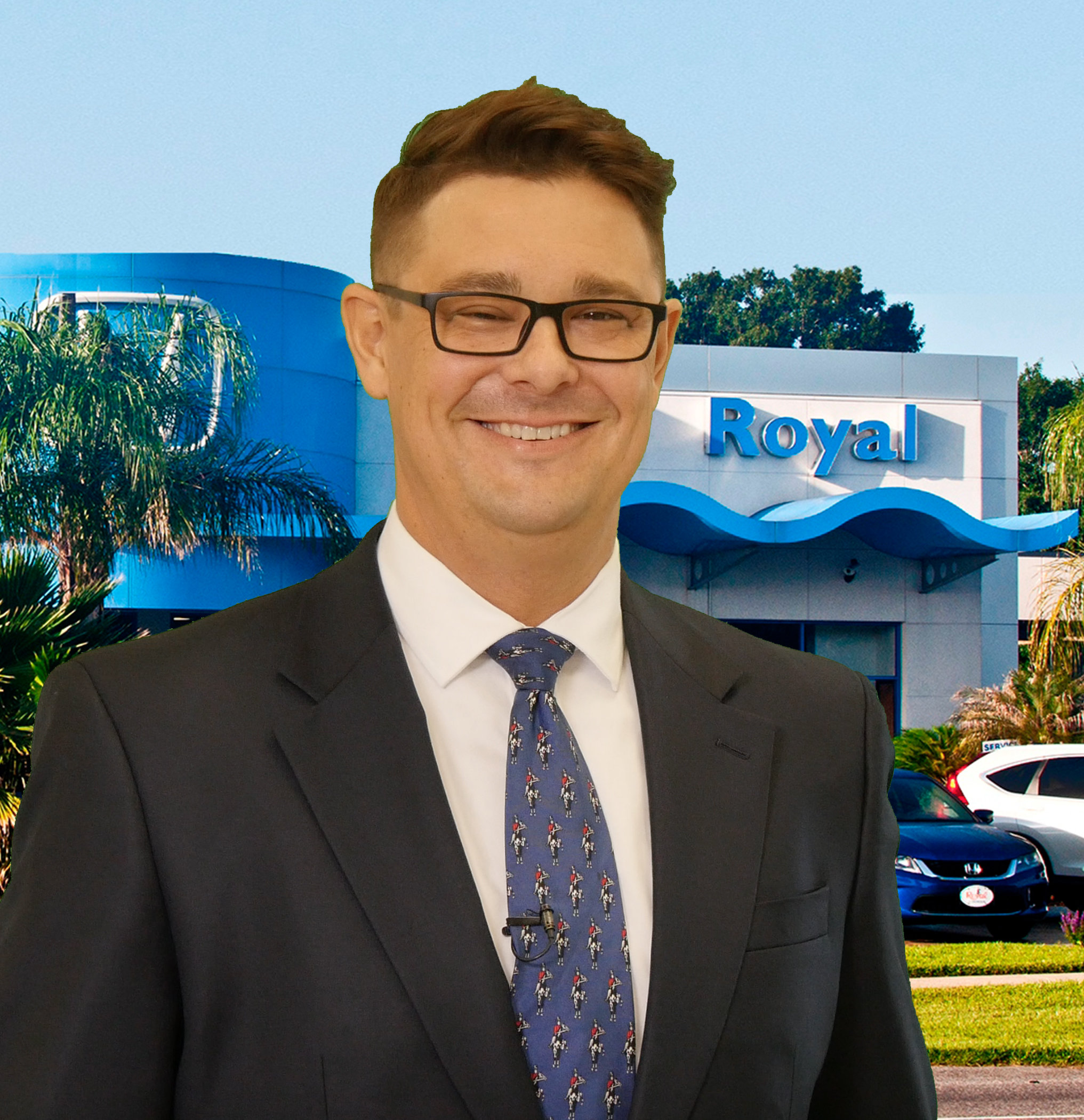 DANIEL MORSE - DIRECTOR OF PRE-OWNED VEHICLES