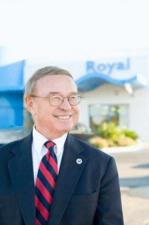 VERNON BRINSON - Chairman of the Board