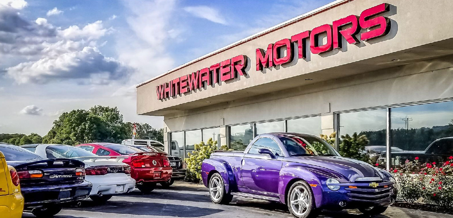 Whitewater motors inc the most trusted name in the car for Whitewater motors inc west harrison in