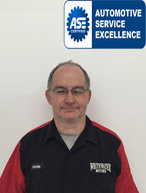 Kevin Robards - Service Technician