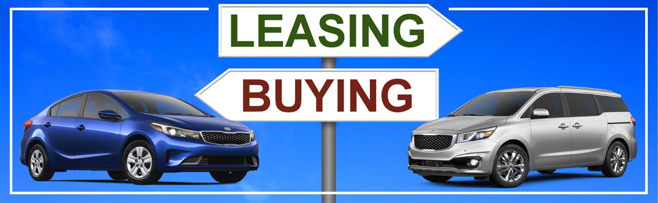 Should You Buy Or Lease Your Next Kia Kia Of East Syracuse East