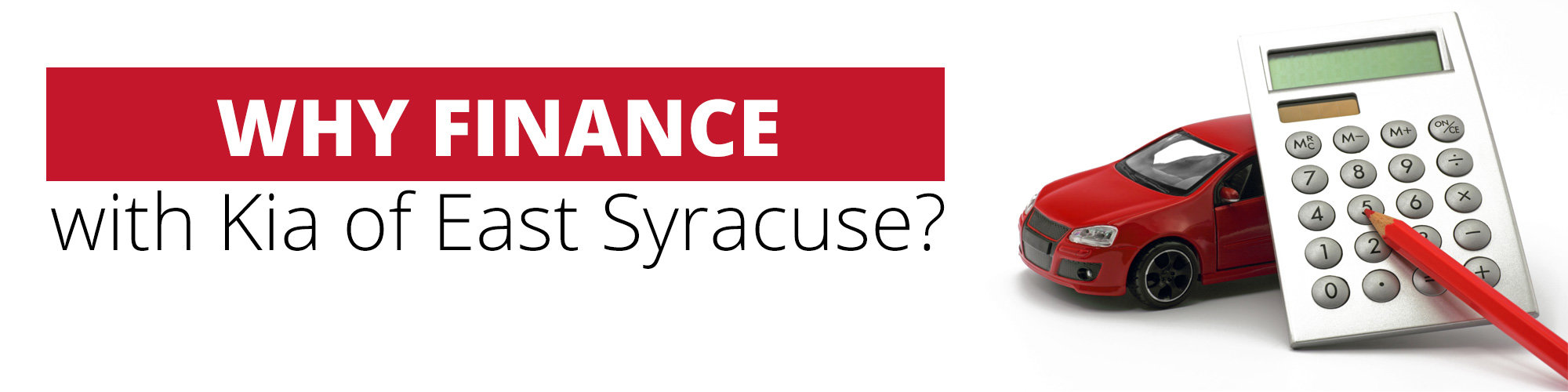 Why Finance With East Syracuse