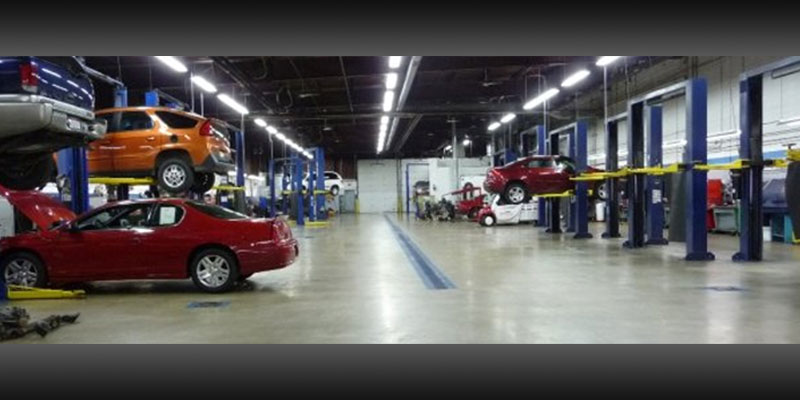 Lima Auto Mall Body Shop