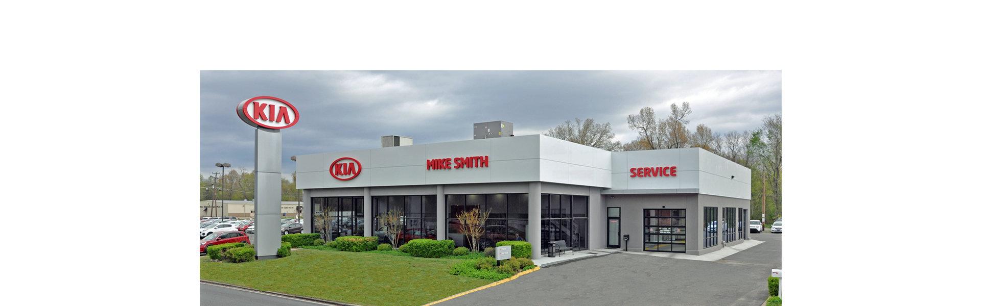 Mike Smith Kia Dealership