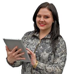 Brittany Nieme - Kia Sales Rep.