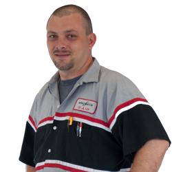 Jacob Griffin - Kia Service Tech.