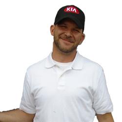 Jimbo Clark - Kia Service Advisor