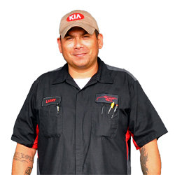 Larry Lozano - Kia Shop Foreman