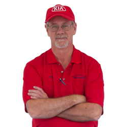 Mark Proctor - Parts Manager