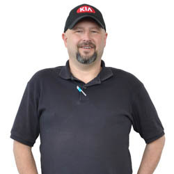 Rodney Smith - Kia Service Manager