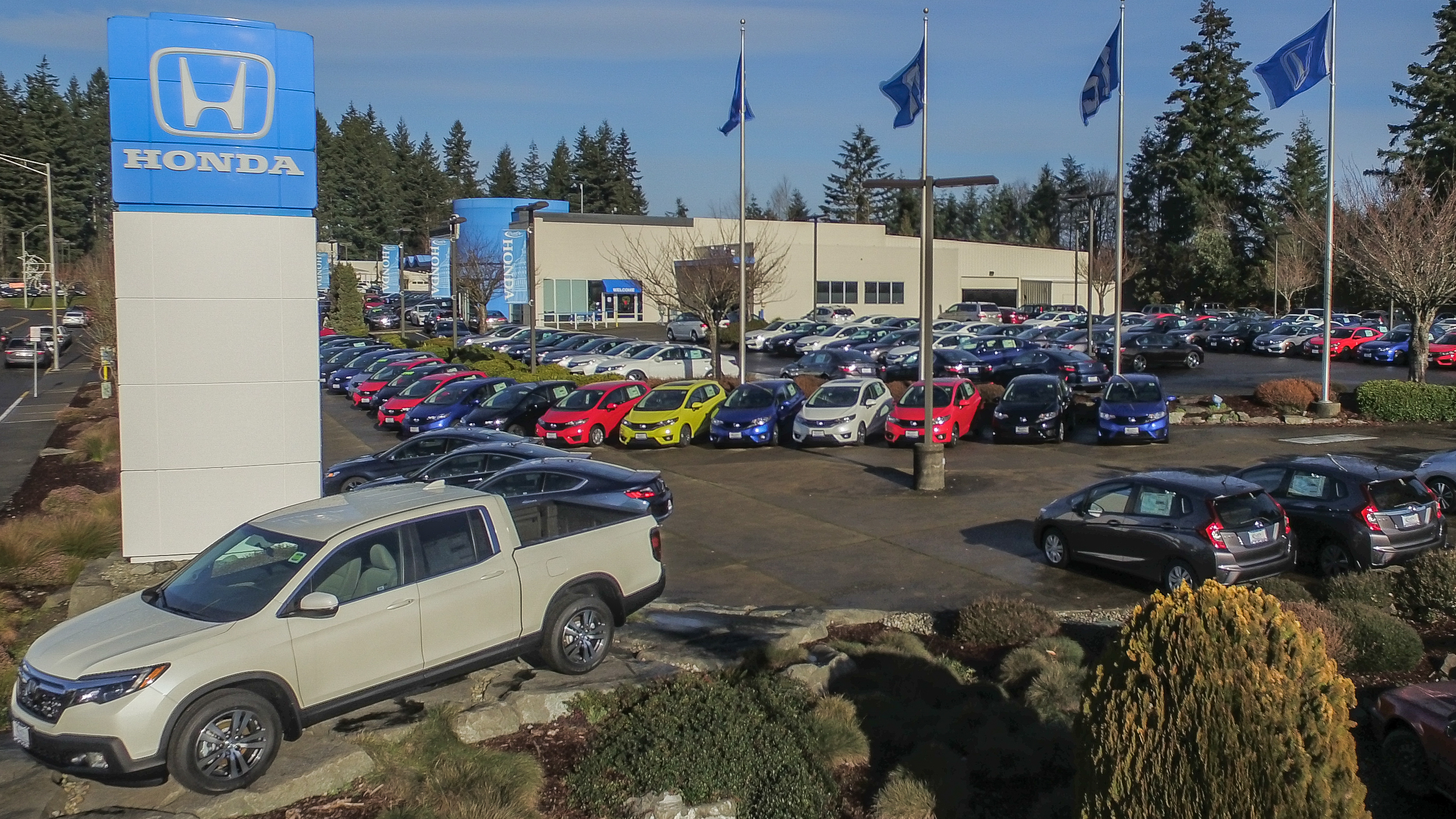 Olympia WA Honda Dealer Serving Ta a Lacey Tumwater Aberdeen