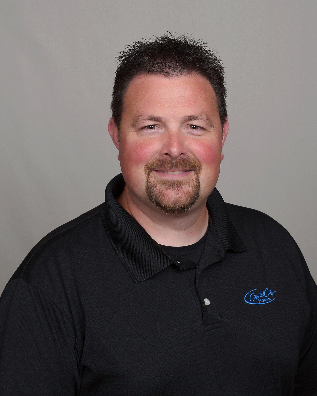 Jason Peterson - Parts Manager
