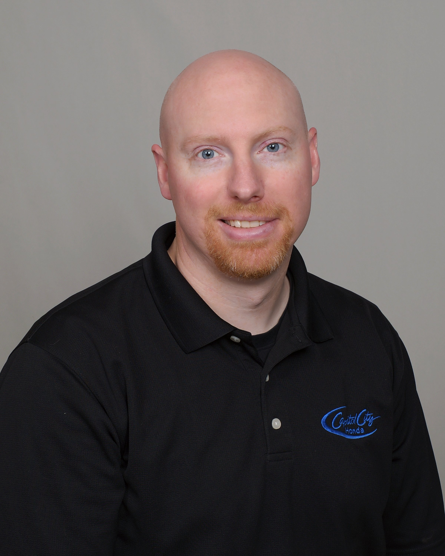 Jeremy Boehmer - Parts Specialist