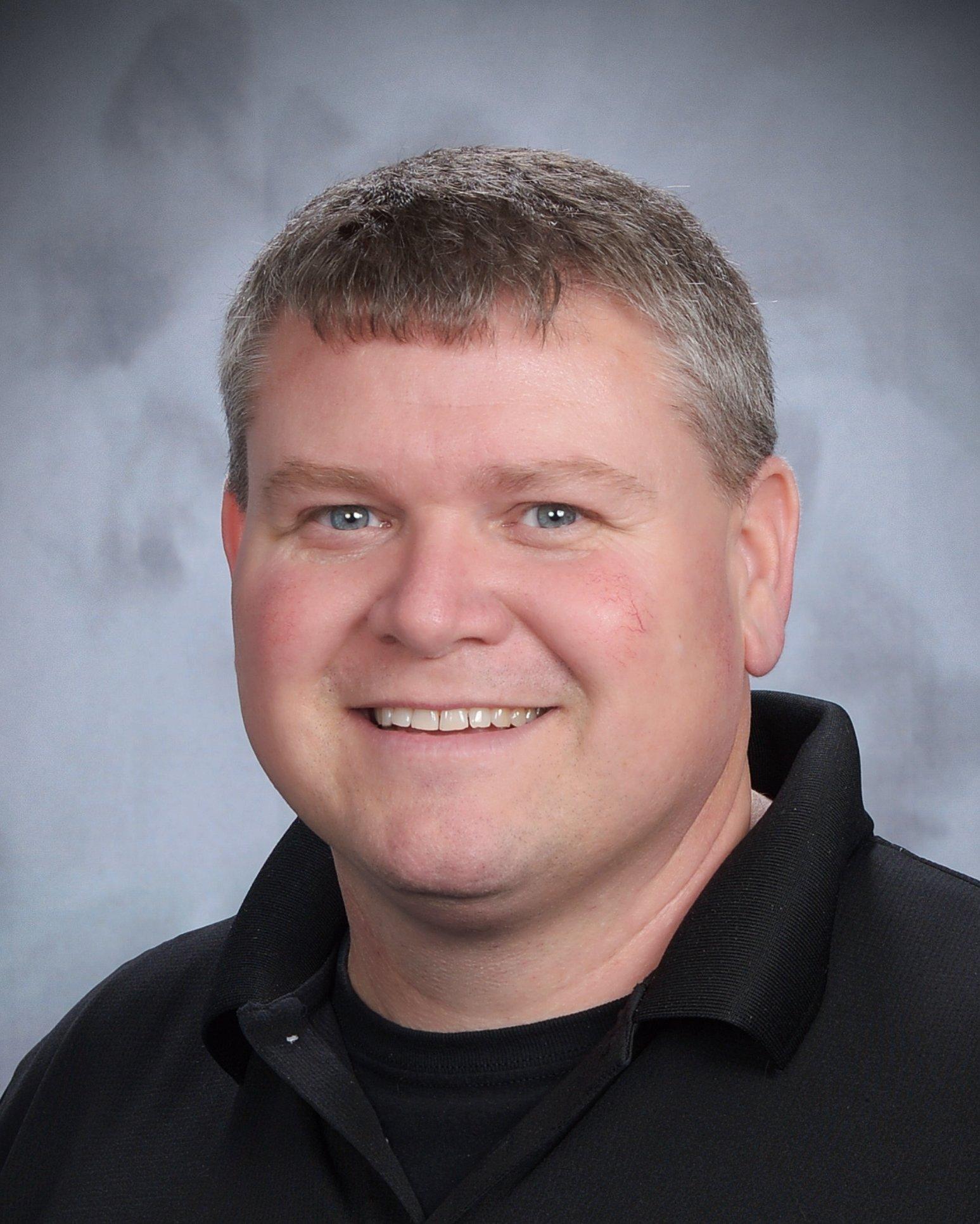 Darren Berschauer - Service Drive Manager