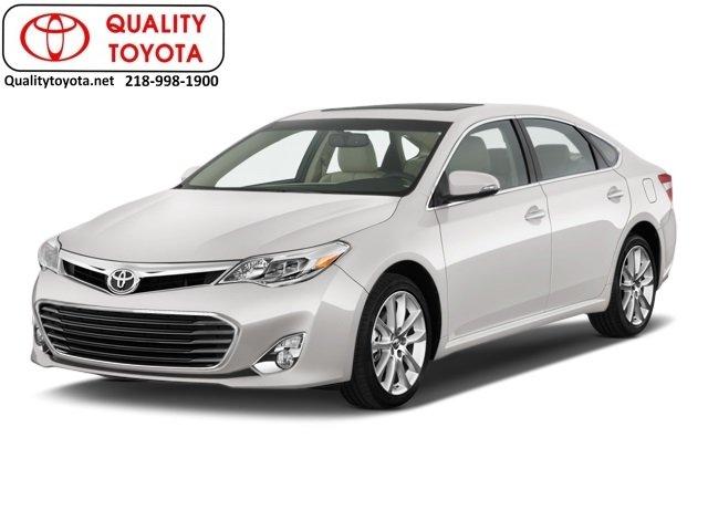 Toyota Avalon Hybrid Rental Car