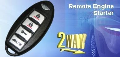 Astro 2 Way Remote Engine Starter