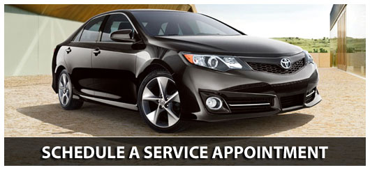 Schedule Toyota Auto Repair in Fergus Falls, MN