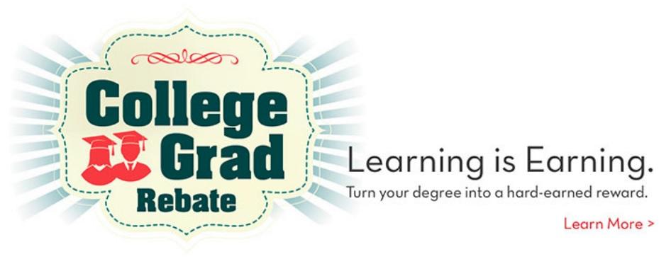 Toyota College Grad