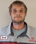 Erick Larson - Auto Body Technician