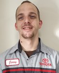 Jerry Anderson - Lube Tech