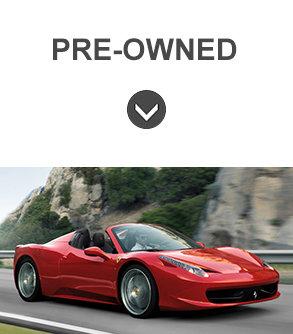Wide World Ferrari Used Inventory