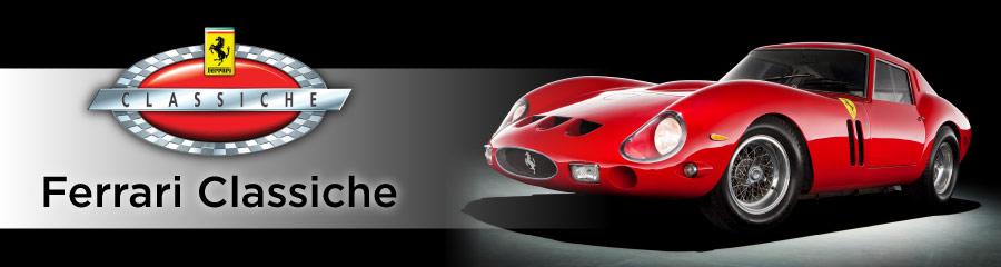 Wide World Ferrari Classiche Landing