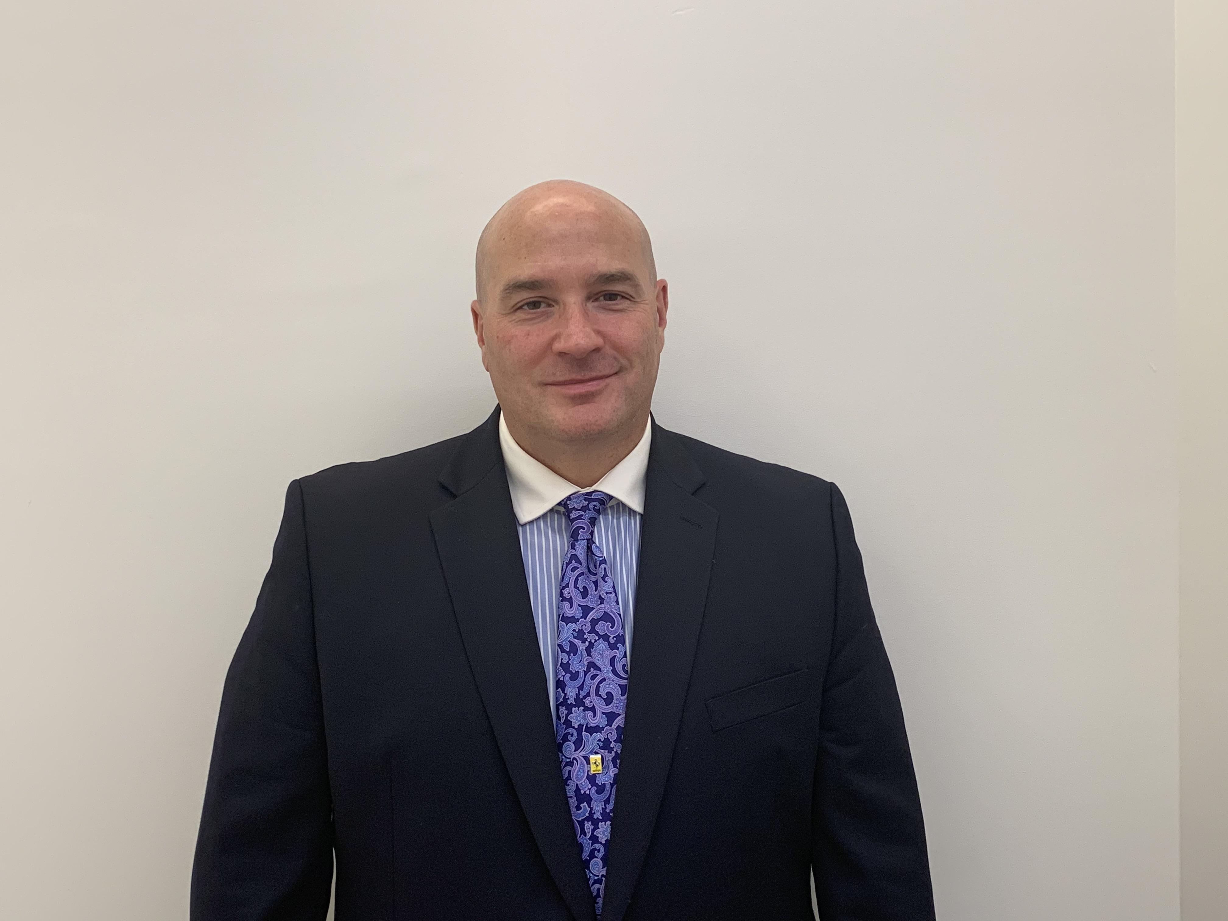Angelo Testa - Ferrari Sales Specialist