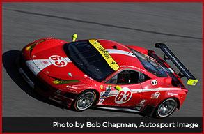 Wide World Ferrari Sponsors Scuderia Corsa Race Car | NY Ferrari