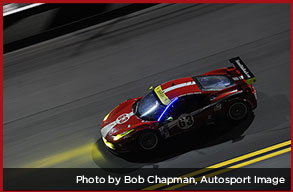 Wide World Ferrari Scuderia Corsa Race Car Sponsorship