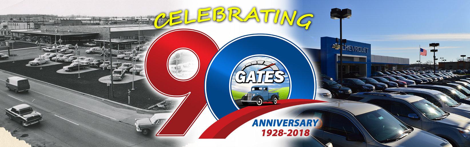 90th Anniversary
