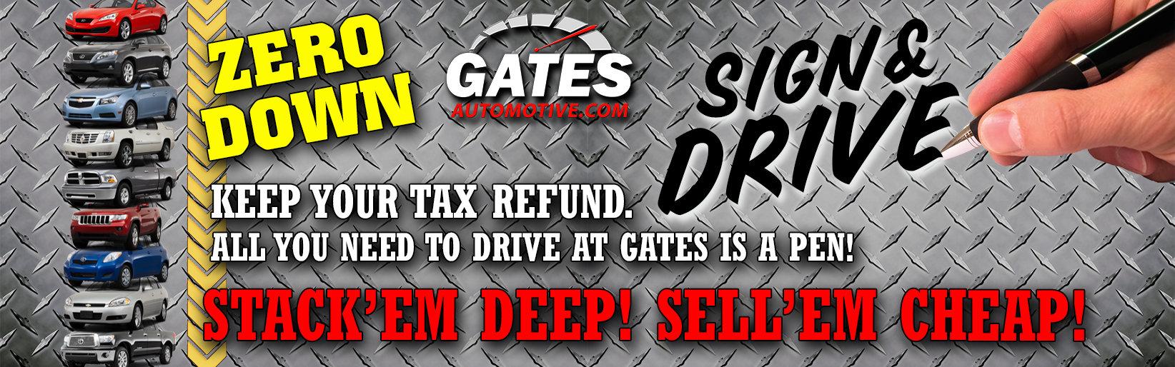Stack'EM Deep & Sell'EM Deep