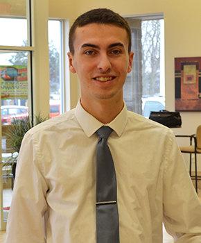 Alex Murray - Sales Consultant