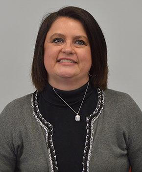 Becky Myers - Receptionist