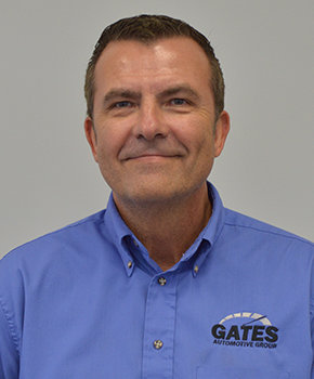 Brad Niedbalski - Parts Consultant