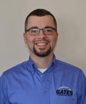 Brian Gardner - Service Consultant