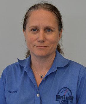 Cindy Lane - Parts Driver