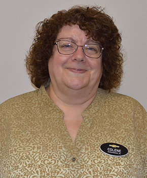 Colleen Hammond - Body Shop Office