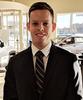 David Collin - Sales Consultant