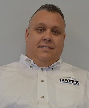 Jason Catanzrite - Parts Manager